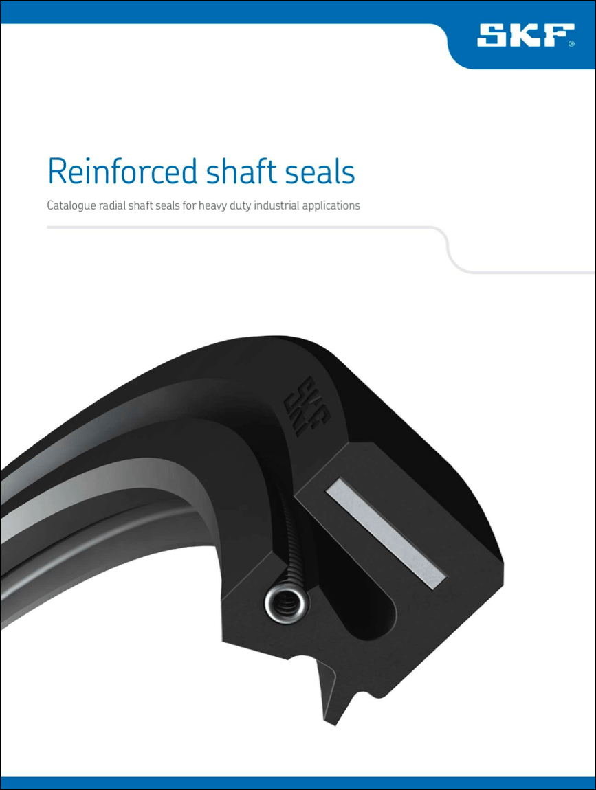 Reinforced shaft seals-pdf